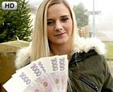 Public Agent Tomas opíchá další naivní dívku jménem Katy