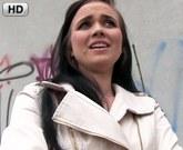 Rychlý prachy pro krásnou českou brunetku Joannu
