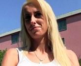 Rychlý prachy  pro krásnou štíhlou blondýnku z Tanvaldu