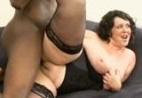 Kozatá boubelka Claire a černoch Omar – Big Tit Virgins
