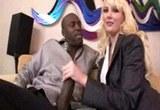Missy Woods vyzkouší sex s velkým černým penisem