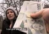 Rychlý Prachy pro český holky z ulice – Leony